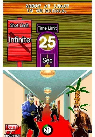 Immagine -2 del gioco Point Blank DS per Nintendo DS