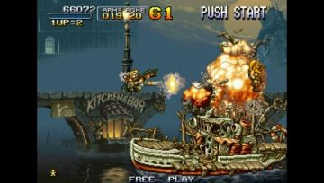 Immagine -12 del gioco Metal Slug Anthology per PlayStation PSP