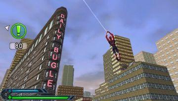 Immagine -4 del gioco Spider-Man 3 per Playstation PSP