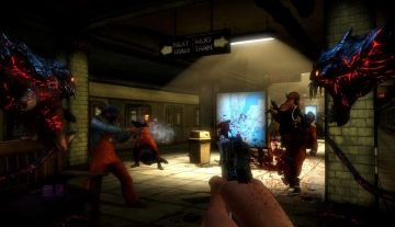 Immagine -2 del gioco The Darkness II per PlayStation 3