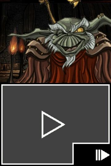 Immagine -8 del gioco I Serventi dell'Overlord per Nintendo DS