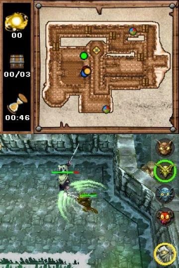 Immagine -12 del gioco I Serventi dell'Overlord per Nintendo DS