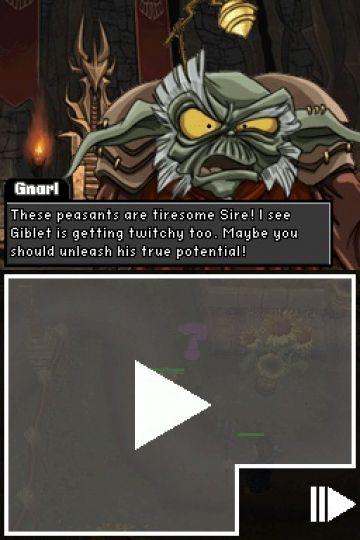 Immagine -10 del gioco I Serventi dell'Overlord per Nintendo DS