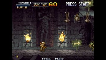 Immagine -8 del gioco Metal Slug Anthology per PlayStation PSP