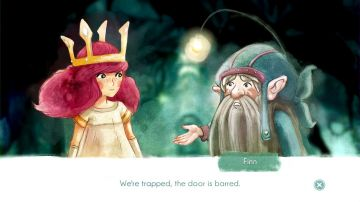Immagine -5 del gioco Child of Light per Nintendo Switch