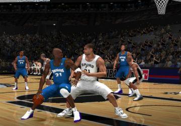 Immagine -5 del gioco NBA 08 per PlayStation 2