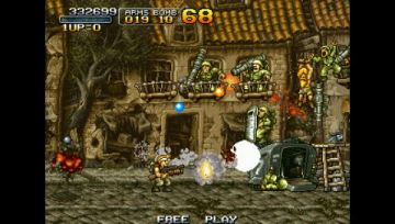 Immagine -16 del gioco Metal Slug Anthology per PlayStation PSP