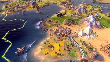 Immagine -5 del gioco Civilization VI per Nintendo Switch