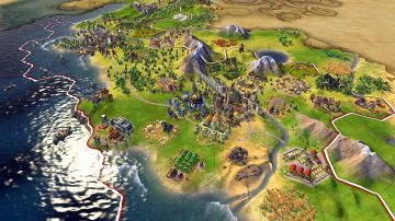 Immagine -4 del gioco Civilization VI per Nintendo Switch