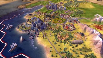 Immagine -3 del gioco Civilization VI per Nintendo Switch
