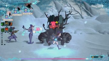 Immagine -1 del gioco Little Witch Academia: Chamber of Time per Playstation 4