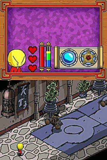 Immagine -2 del gioco Xiaolin Showdown per Nintendo DS