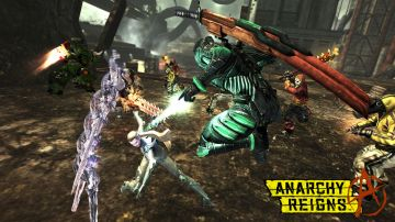 Immagine -15 del gioco Anarchy Reigns per PlayStation 3