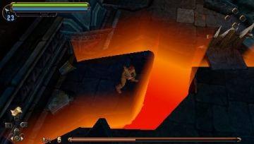Immagine -5 del gioco Il Signore degli Anelli: L'Avventura di Aragorn per PlayStation PSP