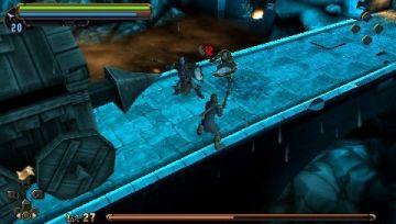 Immagine -1 del gioco Il Signore degli Anelli: L'Avventura di Aragorn per PlayStation PSP