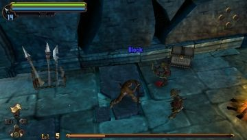 Immagine -3 del gioco Il Signore degli Anelli: L'Avventura di Aragorn per PlayStation PSP
