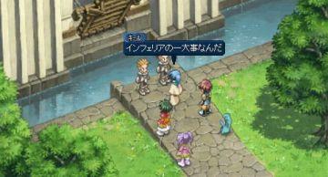 Immagine -2 del gioco Tales of Eternia per PlayStation PSP