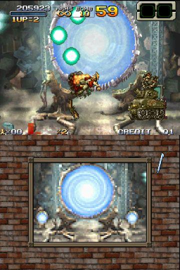 Immagine -1 del gioco Metal Slug 7 per Nintendo DS