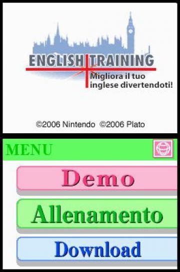 Immagine -4 del gioco English Training: Migliora il tuo inglese divertendoti per Nintendo DS
