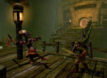 Immagine -2 del gioco The Legend of Zelda: Twilight Princess per Nintendo Wii
