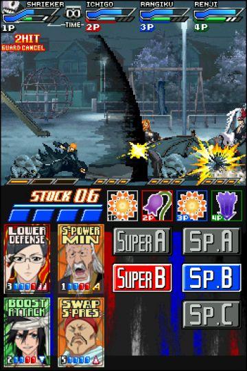 Immagine -2 del gioco Bleach: Dark Souls per Nintendo DS