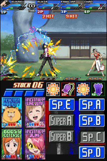Immagine -1 del gioco Bleach: Dark Souls per Nintendo DS
