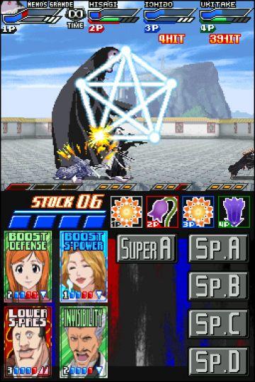 Immagine 0 del gioco Bleach: Dark Souls per Nintendo DS