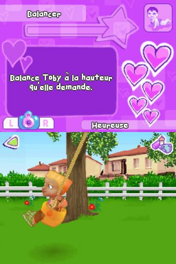 Immagine -3 del gioco My Baby 3 & Friends per Nintendo DS