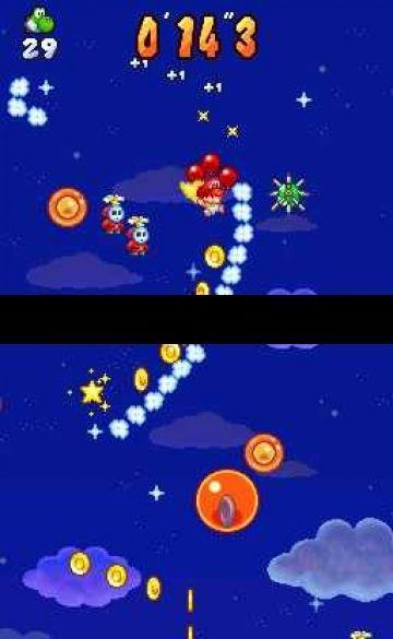 Immagine -13 del gioco Yoshi Touch & Go per Nintendo DS