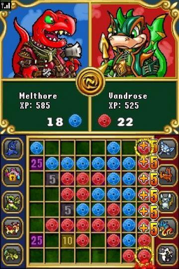 Immagine -4 del gioco Neopets: Puzzle Adventure per Nintendo DS
