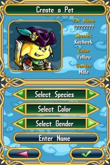 Immagine -1 del gioco Neopets: Puzzle Adventure per Nintendo DS