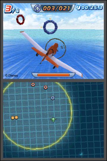 Immagine -5 del gioco Planes per Nintendo DS