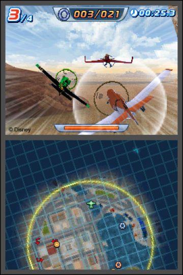 Immagine -3 del gioco Planes per Nintendo DS