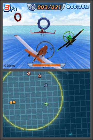 Immagine -2 del gioco Planes per Nintendo DS
