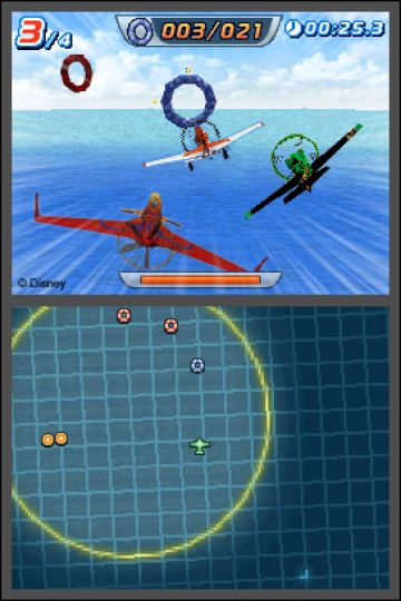 Immagine -1 del gioco Planes per Nintendo DS