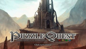 Immagine 0 del gioco Puzzle Quest: Challenge of the Warlords per Playstation PSP
