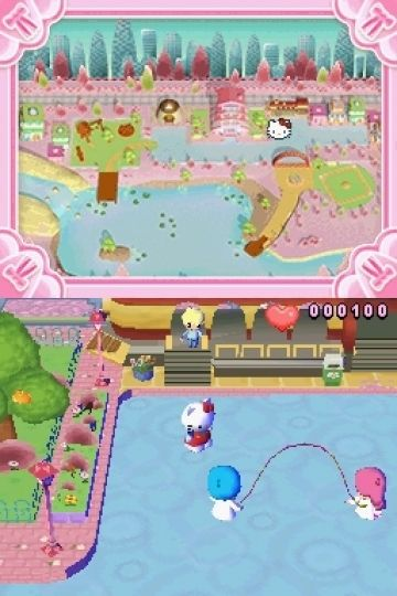 Immagine -4 del gioco Hello Kitty: Big City Dreams per Nintendo DS