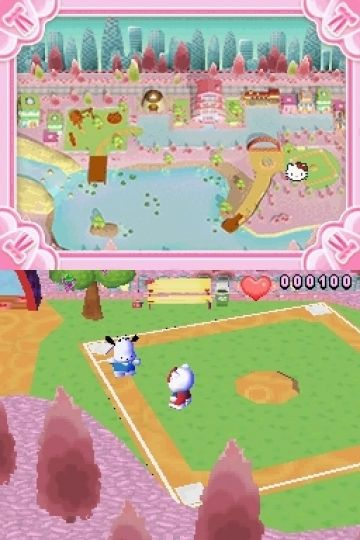 Immagine -3 del gioco Hello Kitty: Big City Dreams per Nintendo DS