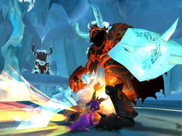 Immagine -3 del gioco The Legend of Spyro A New Beginning per PlayStation 2