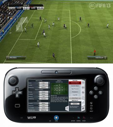 Immagine -11 del gioco FIFA 13 per Nintendo Wii U