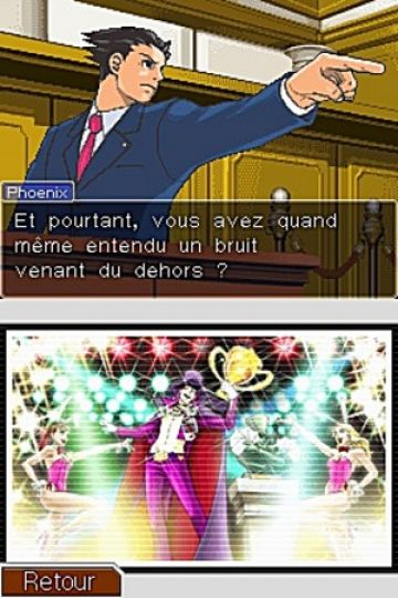 Immagine 0 del gioco Phoenix Wright: Ace Attorney - Justice For All per Nintendo DS