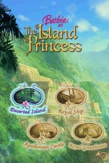 Immagine -3 del gioco Barbie Island Princess per Nintendo DS