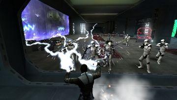 Immagine -5 del gioco Star Wars: Il Potere della Forza per PlayStation PSP