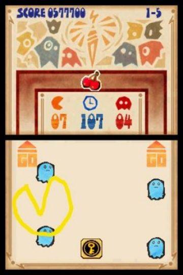 Immagine -5 del gioco Pac-Pix per Nintendo DS