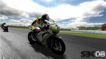 Immagine -2 del gioco SBK-08 Superbike World Championship per PlayStation PSP