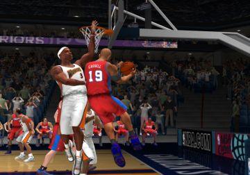 Immagine -3 del gioco NBA 08 per PlayStation 2