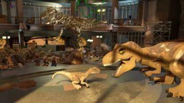 Immagine -2 del gioco LEGO Jurassic World per Xbox 360