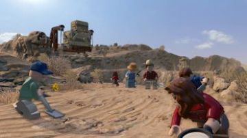 Immagine -1 del gioco LEGO Jurassic World per Xbox 360