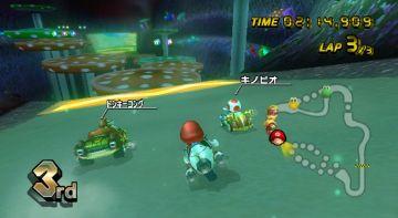 Immagine -2 del gioco Mario Kart per Nintendo Wii