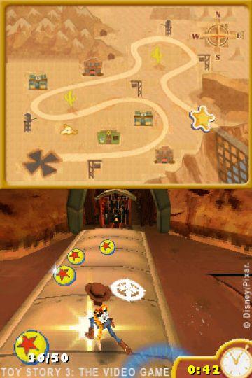 Immagine -2 del gioco Toy Story 3 per Nintendo DS